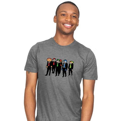Reservoir Pixels - Mens - T-Shirts - RIPT Apparel