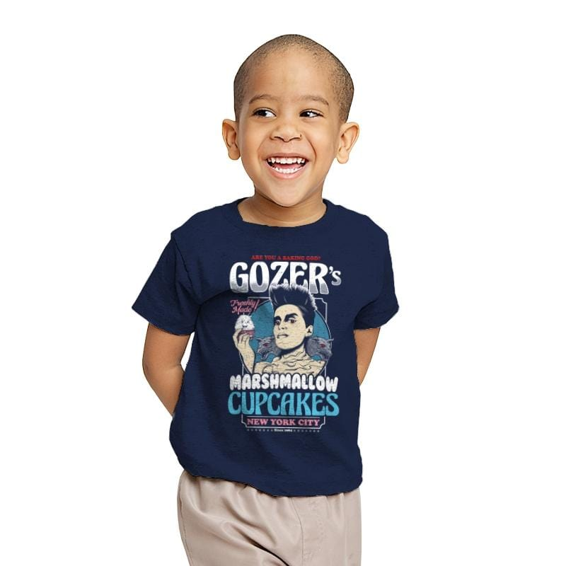 Gozer's Cupcakes - Youth - T-Shirts - RIPT Apparel