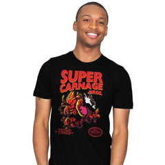 Symbi-Bros 2 - Mens - T-Shirts - RIPT Apparel