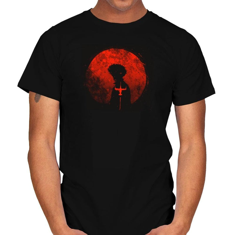 Red Cowboy - Mens - T-Shirts - RIPT Apparel