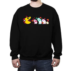 Koop Pac - Crew Neck Sweatshirt - Crew Neck Sweatshirt - RIPT Apparel