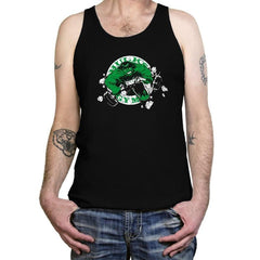 Hulk's Gym Exclusive - Tanktop - Tanktop - RIPT Apparel