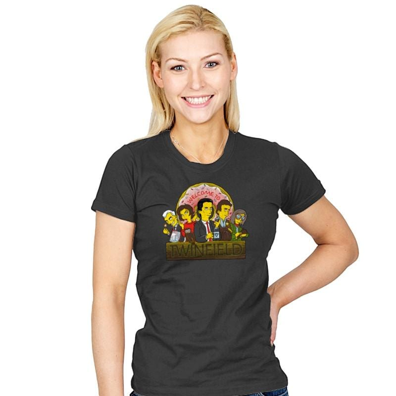 Welcome to Twinfield - Womens - T-Shirts - RIPT Apparel