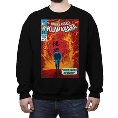 The Unbreakable Kuwabara - Crew Neck Sweatshirt - Crew Neck Sweatshirt - RIPT Apparel