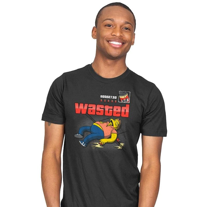 WASTED Exclusive - Mens - T-Shirts - RIPT Apparel