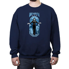 IT CAN'T RAIN ALL THE TIME - Crew Neck Sweatshirt - Crew Neck Sweatshirt - RIPT Apparel