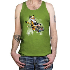 Jasmine and Rajah Exclusive - Tanktop - Tanktop - RIPT Apparel
