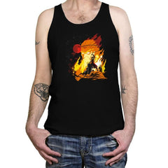 Castle Wars - Tanktop - Tanktop - RIPT Apparel