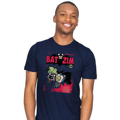 BatZim Exclusive - 90s Kid - Mens - T-Shirts - RIPT Apparel