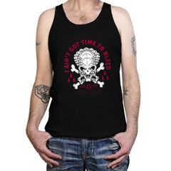 Time to Bleed - Tanktop - Tanktop - RIPT Apparel