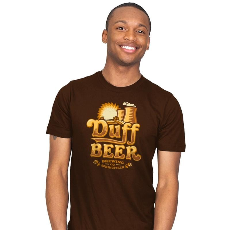 Duff Brewing Co. - Mens - T-Shirts - RIPT Apparel