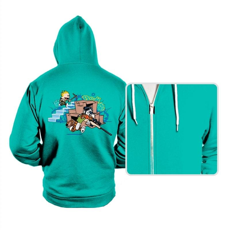 Fort Night - Hoodies - Hoodies - RIPT Apparel