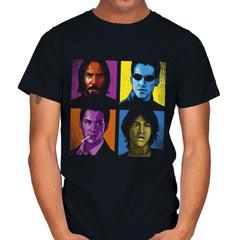 Pop Keanu - Anytime - Mens - T-Shirts - RIPT Apparel