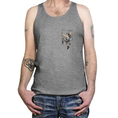 Pocket Raider Exclusive - Tanktop - Tanktop - RIPT Apparel