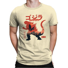 King of the Monsters Vol.2 - Mens Premium - T-Shirts - RIPT Apparel