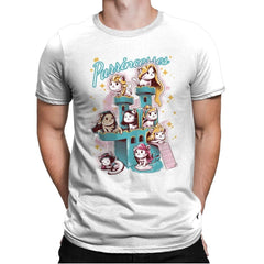 Purrrincess - Mens Premium - T-Shirts - RIPT Apparel