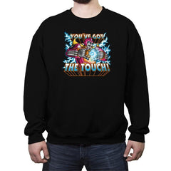 You've got the Touch! - Crew Neck Sweatshirt - Crew Neck Sweatshirt - RIPT Apparel