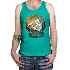 Beauty and the Bean - Tanktop - Tanktop - RIPT Apparel