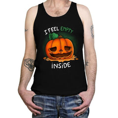 I Feel Empty Inside - Tanktop - Tanktop - RIPT Apparel