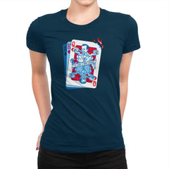 Gob of Diamonds Exclusive - Womens Premium - T-Shirts - RIPT Apparel