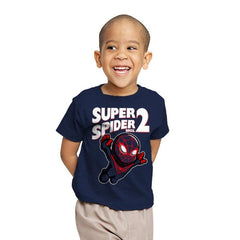 Super Spider Bros 2 - Youth - T-Shirts - RIPT Apparel