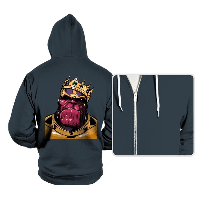 Notorious Titan - Hoodies - Hoodies - RIPT Apparel