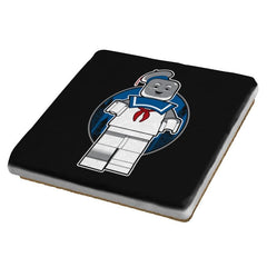 Mini Marshmallow Man Exclusive - Brick Tees - Coasters - Coasters - RIPT Apparel