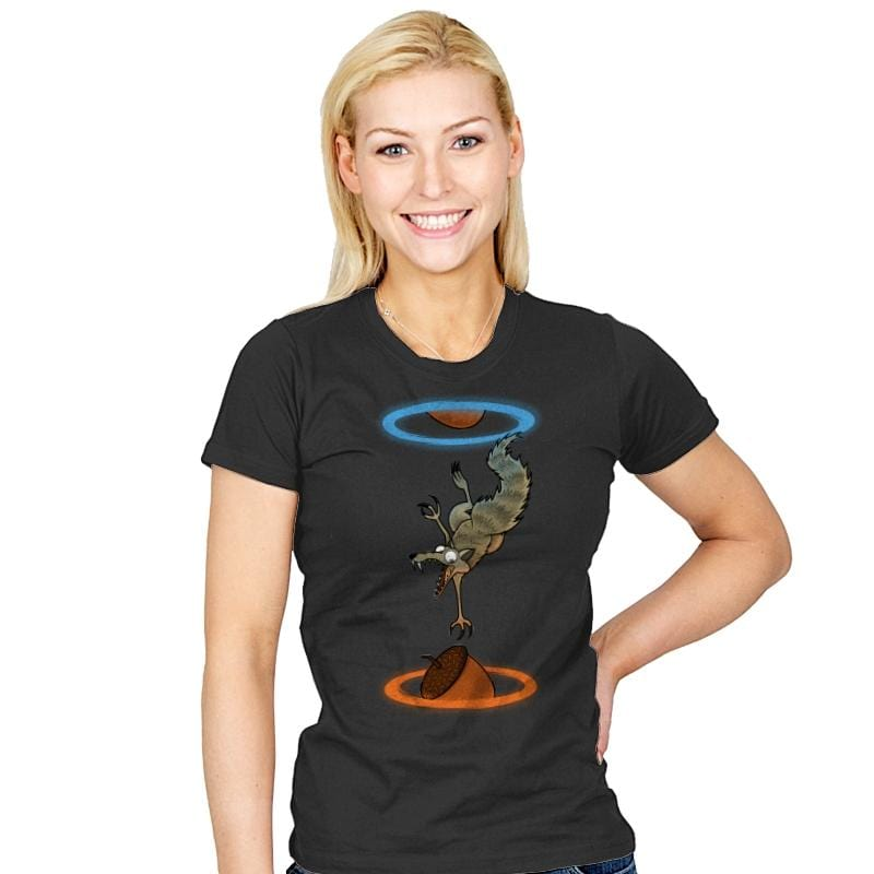 Infi-nut! - Raffitees - Womens - T-Shirts - RIPT Apparel