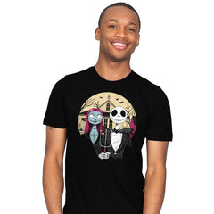 Nightmare Gothic - Mens - T-Shirts - RIPT Apparel