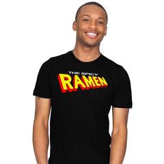 The Spicy Ramen - Mens - T-Shirts - RIPT Apparel