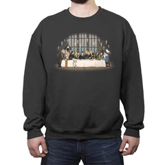 Magic Dinner - Crew Neck Sweatshirt - Crew Neck Sweatshirt - RIPT Apparel