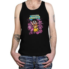 The Crystal Gauntlet - Tanktop - Tanktop - RIPT Apparel