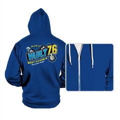 Greetings from WV Vault - Hoodies - Hoodies - RIPT Apparel