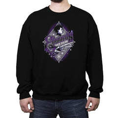 Edward's Salon - Crew Neck Sweatshirt - Crew Neck Sweatshirt - RIPT Apparel