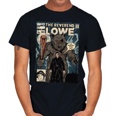 The Reverend Lowe - Mens - T-Shirts - RIPT Apparel
