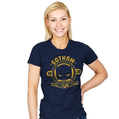 Detective's Club Exclusive - Womens - T-Shirts - RIPT Apparel