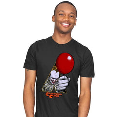 A Clockwork Clown - Mens - T-Shirts - RIPT Apparel