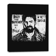 Butcher's Posse - Canvas Wraps - Canvas Wraps - RIPT Apparel