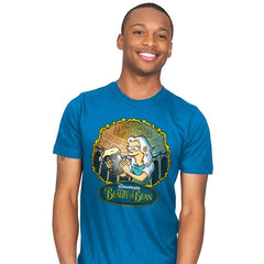 Beauty and the Bean - Mens - T-Shirts - RIPT Apparel