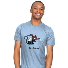 Catdouken - Mens - T-Shirts - RIPT Apparel
