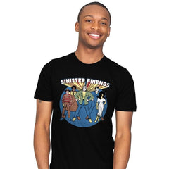 Snisiter Friends - Mens - T-Shirts - RIPT Apparel