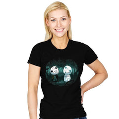 Kodama 13th - Womens - T-Shirts - RIPT Apparel