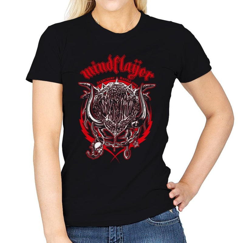 Motorflayer - Womens - T-Shirts - RIPT Apparel