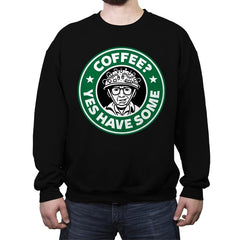 Yes, Have Some! - Crew Neck Sweatshirt - Crew Neck Sweatshirt - RIPT Apparel