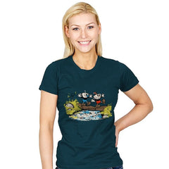 Cup and Mug - Womens - T-Shirts - RIPT Apparel