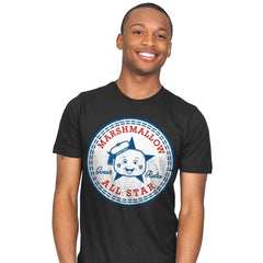 Marshmallow All Star - Mens - T-Shirts - RIPT Apparel