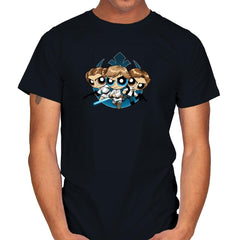 Light Side - Miniature Mayhem - Mens - T-Shirts - RIPT Apparel