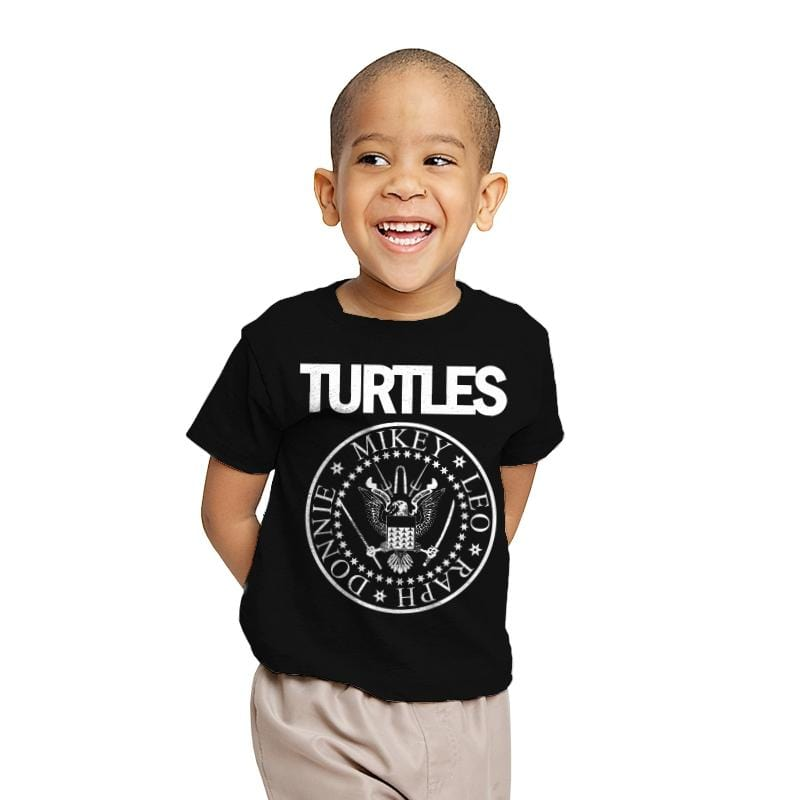 Turtles - Youth - T-Shirts - RIPT Apparel