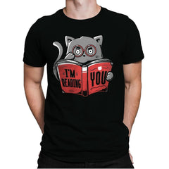 I'm Reading You - Mens Premium - T-Shirts - RIPT Apparel