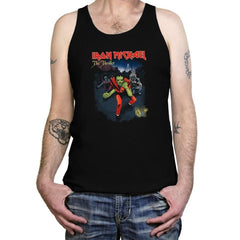 Iron Michael: The Thriller Exclusive - Tanktop - Tanktop - RIPT Apparel